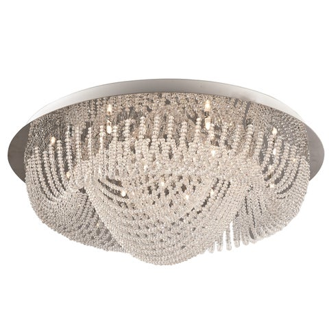 Lite Source Orella 18-light Flush Mount