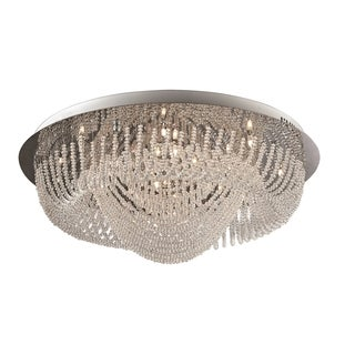 Lite Source Orella 24-light Flush Mount
