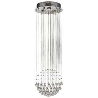 Lite Source Sapphire 3-light LED Pendant