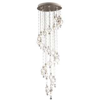 Lite Source Bubbles 10-light Chandelier