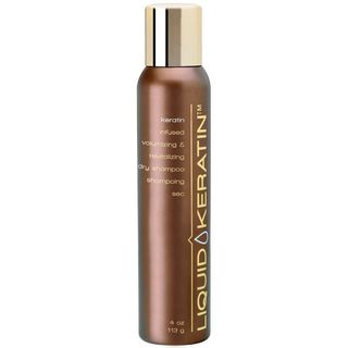 Liquid Keratin Infused Volumizing and Revitalizing 4-ounce Dry Shampoo