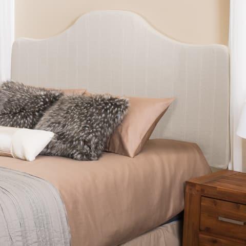Christopher Knight Home Ashland Adjustable King/California King Fabric Headboard