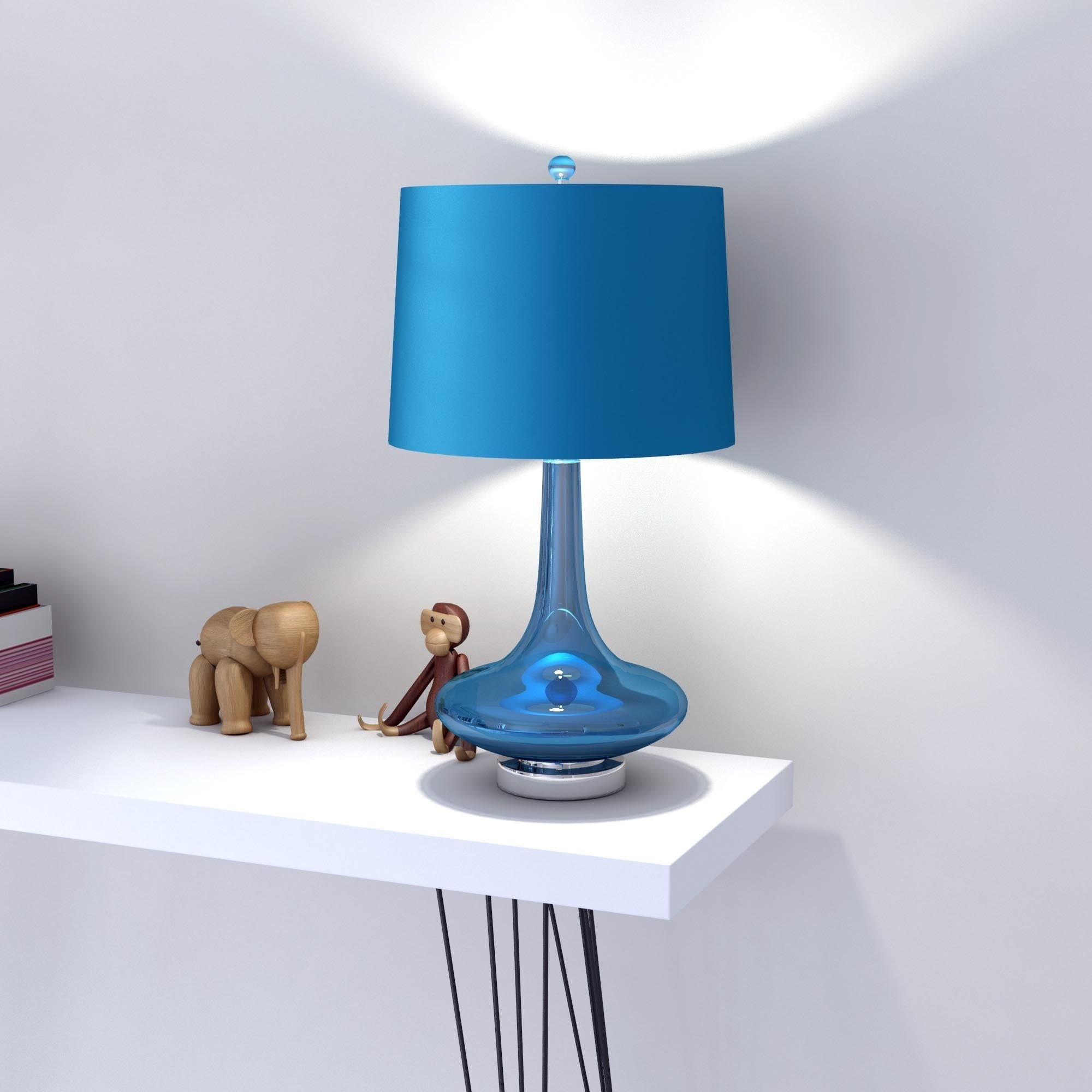 Buy Yellow Table Lamps Online at Overstock.com   Our Best Lighting Deals