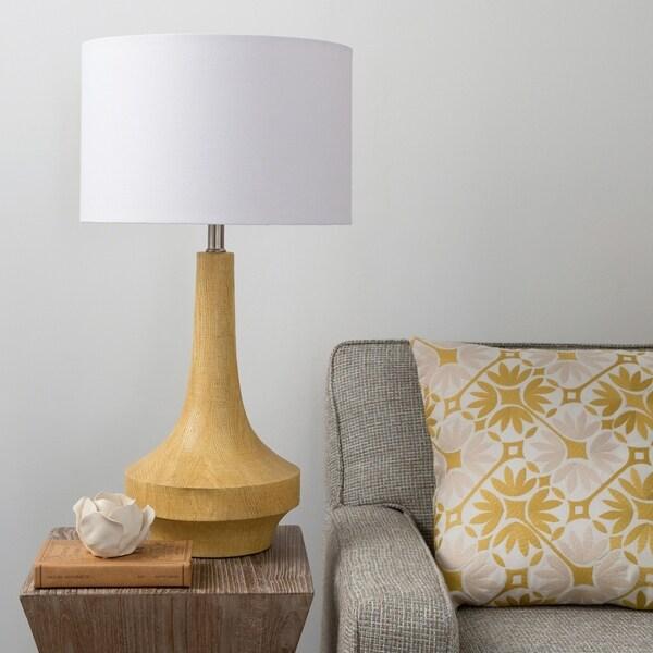 Artistry Design Resin Harvest Lamp