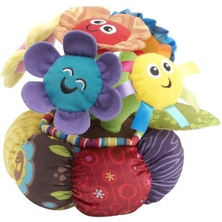 Lamaze Soft Chime Garden Musical Toy