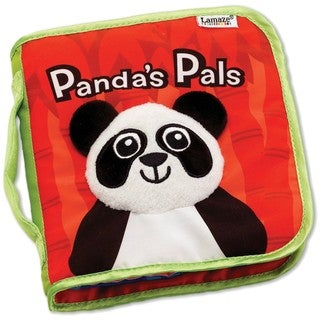Lamaze Panda's Pals Cloth Book