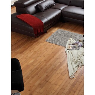 Envi EcoSolid 22.66 sq. ft. Natural Bamboo Flooring