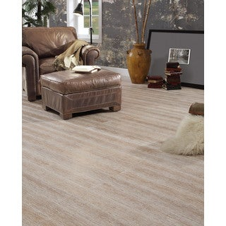 Envi Strand-woven Rayon from Bamboo Winter Wheat Solid Flooring