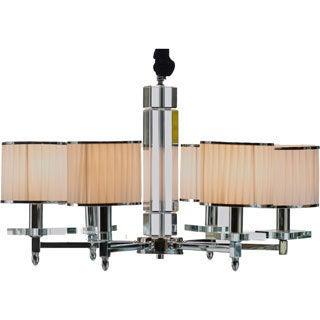 Kokols Modern 6-light Crystal Chandelier