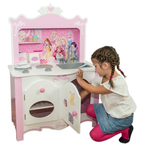 Disney princess royal kitchen set free shipping today for Kitchen set royal surabaya