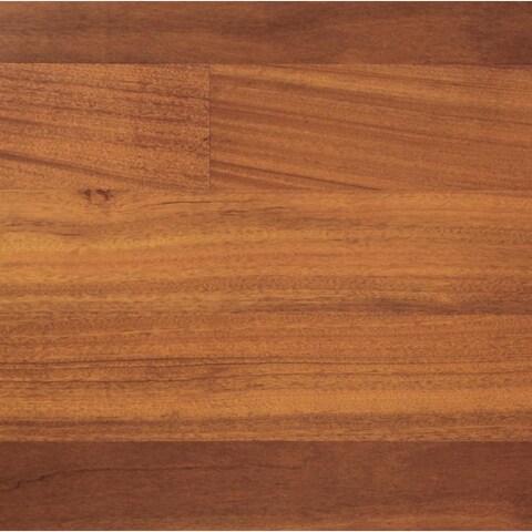 Envi Exotic African Teak 23.82 sq. ft. Engineered Hardwood Flooring