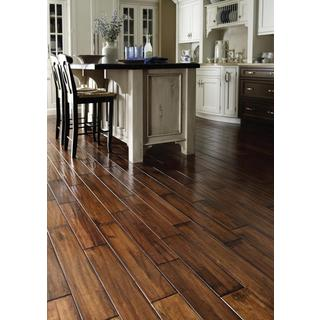 Envi Exotic Manchurian Walnut Engineered Hardwood Flooring