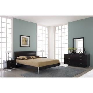 Cayden 5-piece Coffee Bedroom Set