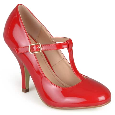 2def3ceef64 Buy Red, Patent Leather Women's Heels Online at Overstock   Our Best ...