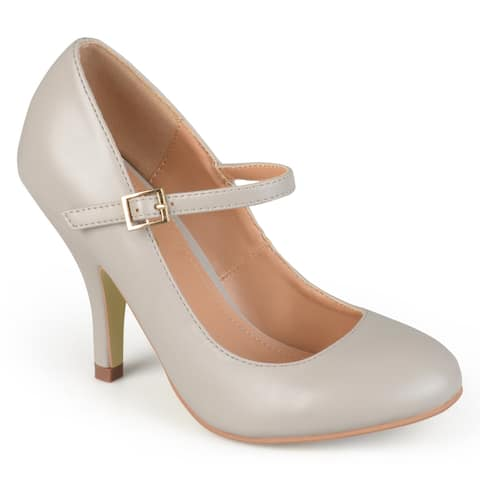 Journee Collection Womens Sammy Mary Jane Pumps by  Great Reviews