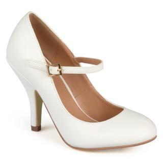 398f99e63c6 Buy White Women s Heels Online at Overstock
