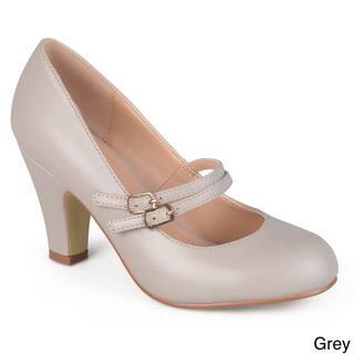 56cdb22fa3a Buy Grey Women s Heels Online at Overstock