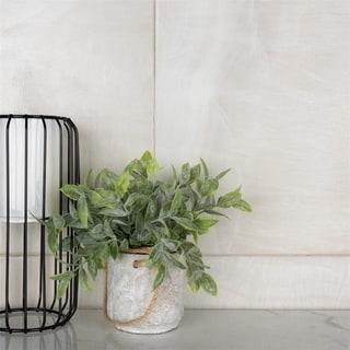 Somertile 19 75x19 75 Inch Calcutta White Porcelain Floor