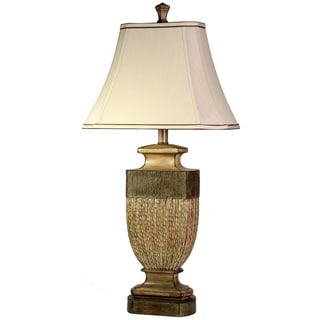 Comberland Finish Traditional Table Lamp
