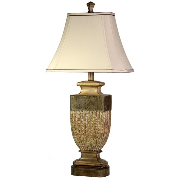 StyleCraft Comberland Finish Traditional Table Lamp