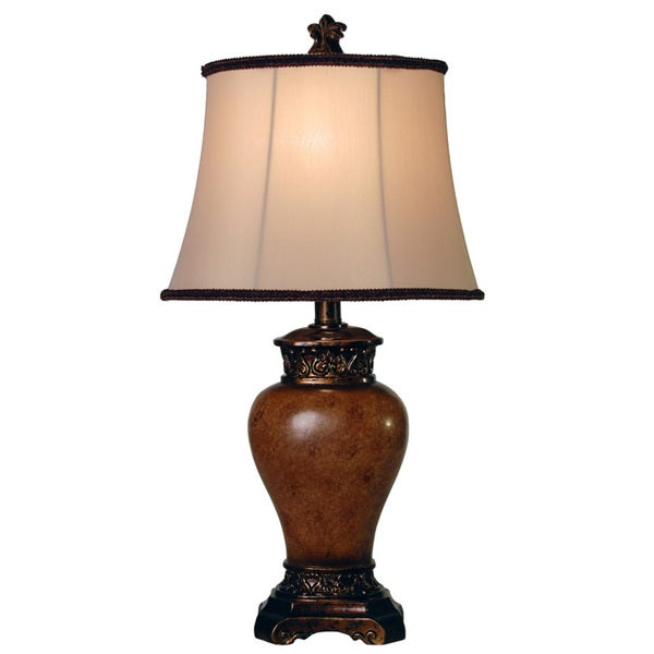 Maximus Bronze Table Lamp