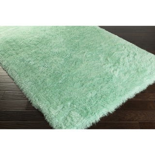 Hand-Tufted Ali Polyester Indoor Rug (8' x 10')