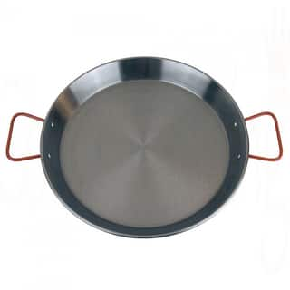 Magefesa Carbon Steel 17-inch PAELLA PAN (Aprox. 10 Servings)|https://ak1.ostkcdn.com/images/products/9758284/P16930298.jpg?impolicy=medium