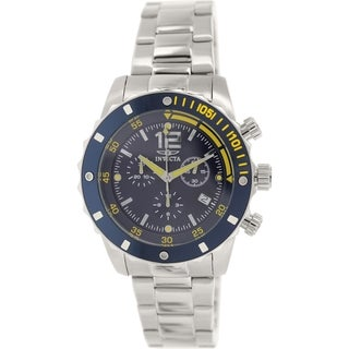 Invicta Men's Ii 1246 Stainless Steel Swiss Chronograph Watch