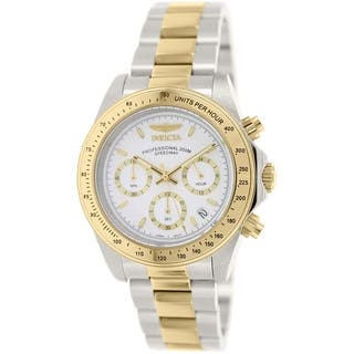Invicta Men's Speedway 7029 Stainless Steel Quartz Watch|https://ak1.ostkcdn.com/images/products/9758487/P16930457.jpg?impolicy=medium