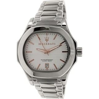 Maserati Men's Fuoriclasse R8853116004 Stainless Steel Analog Quartz Watch