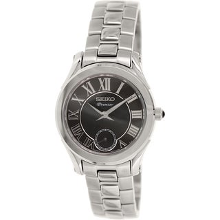 Seiko Women's SRKZ71 Stainless Steel Quartz Watch