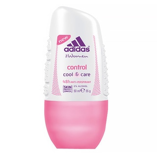 Adidas Control Cool and Care 48-hour Women's 1.7-ounce Roll-on Antiperspirant