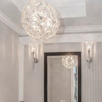 Maxim Lighting Visione 1-light Chrome Wall Sconce