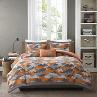 Mi-Zone Mikey 4-piece Comforter Set