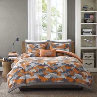 Mi Zone Mikey Orange Comforter Set