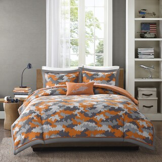 Mi-Zone Mikey 4-piece Comforter Set (2 options available)
