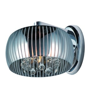 Maxim Lighting Sense II 1-light Chrome Wall Sconce