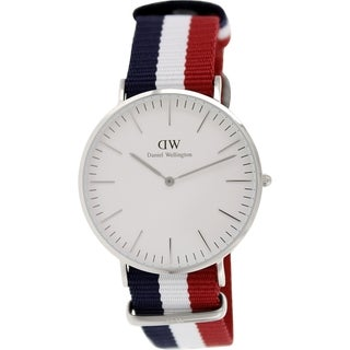 Daniel Wellington Men's Cambridge Stainless Steel Watch