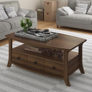 Ameriwood Home Oakridge Coffee Table
