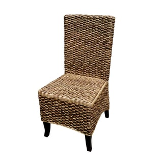 Handmade D-Art Seagrass Dining Chair (Indonesia)