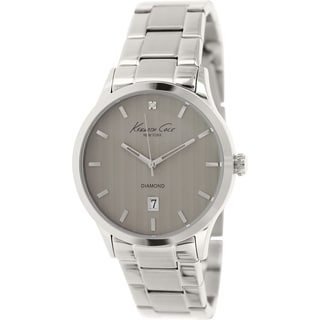 Kenneth Cole Men's KC9368 Stainless Steel Quartz Watch