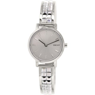 DKNY Women's Soho NY2277 Silvertone Stainless Steel Quartz Watch
