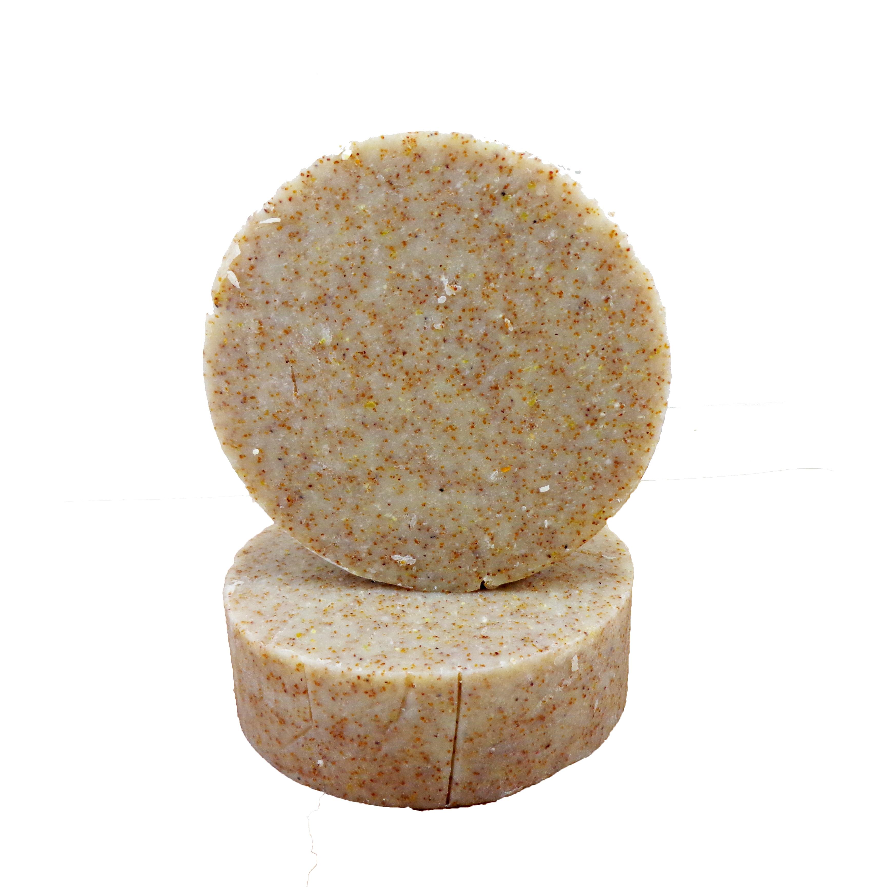 Karess Krafters The Grit 4-ounce Vegan Natural Handmade B...