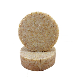 Karess Krafters The Grit 4-ounce Vegan Natural Handmade Bar Soap