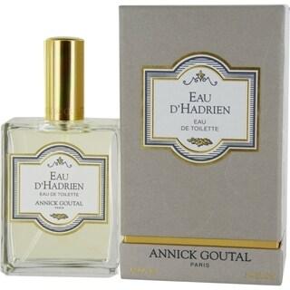 Annick Goutal Eau d'Hadrien Men's 3.4-ounce Eau de Toilette Spray