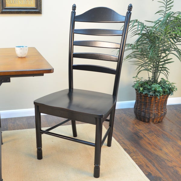 Shop Copper Grove Quince Ladder Back Chair On Sale Free Shipping