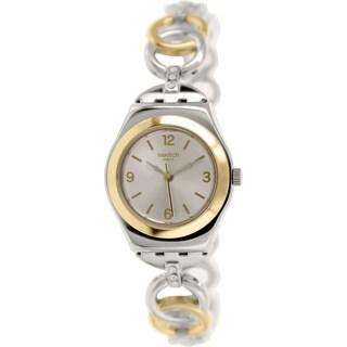Swatch Women's Irony YSS286G Stainless Steel Swiss Quartz Watch