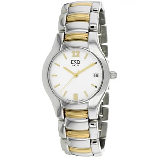 ESQ Men's 7300671 Previa Two-tone Stainless Steel Watch