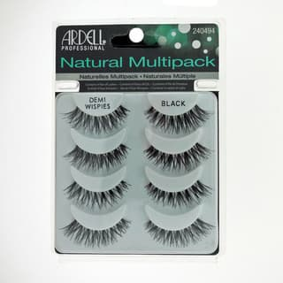 Ardell Natural Black Demi Wispies False Lashes (4 Pair)|https://ak1.ostkcdn.com/images/products/9762247/P16933722.jpg?impolicy=medium