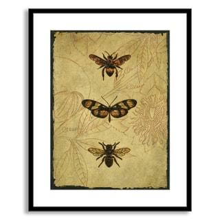 Gallery Direct St. John's 'Biological Flight' Framed Paper Art